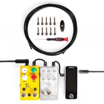 Wharry - Kabel Kit für Fusspedale und Racks, 3mt Kabel und 10 ...