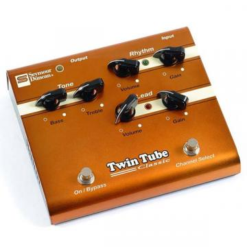 Wharry - Twin Tube Classic, Two Channel Guitar Preamp