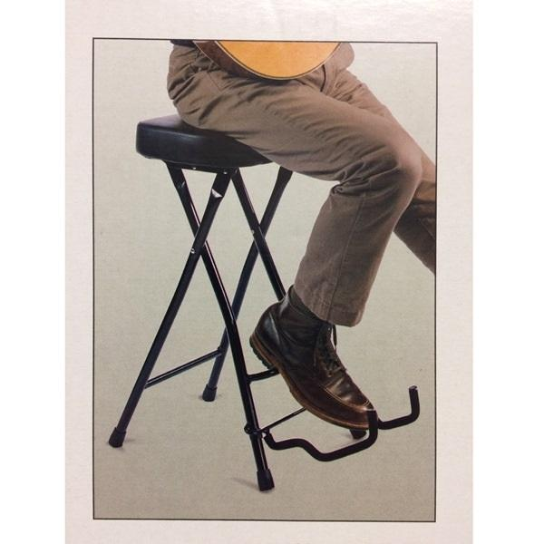 StagePlayer Metal Stool with Guitar Stand u0026 Foot Rest  sc 1 st  Wharry sàrl & Wharry - StagePlayer Metal Stool with Guitar Stand u0026 Foot Rest islam-shia.org